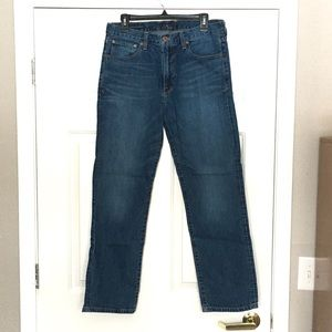 Lucky Brand men's 329 classic straight jeans